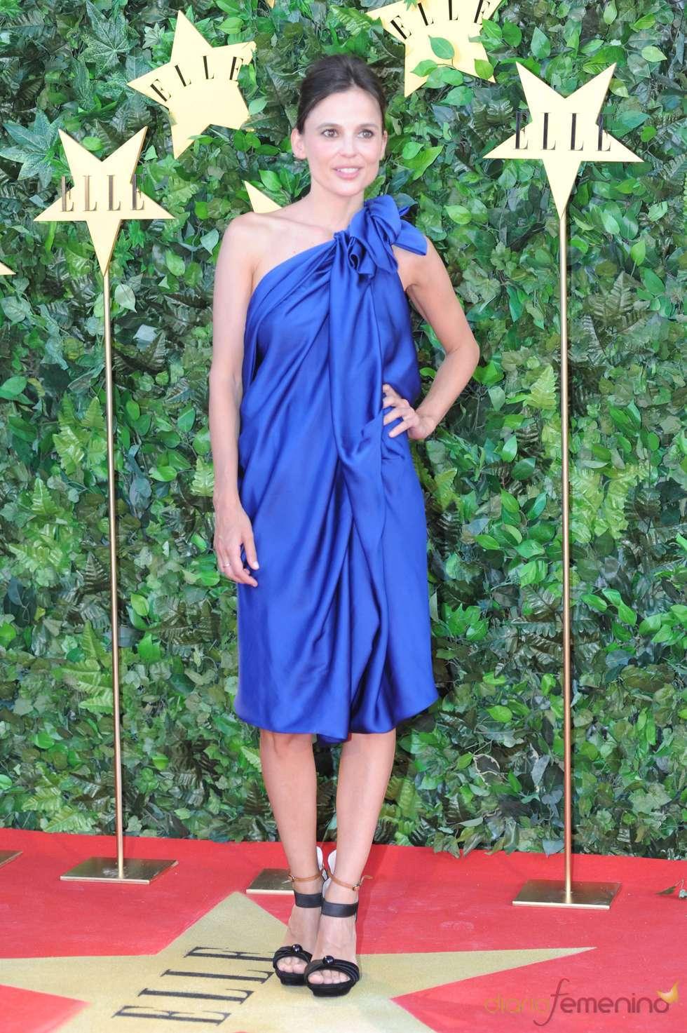 Elena Anaya en la Fiesta 25 Aniversario de 'Elle'