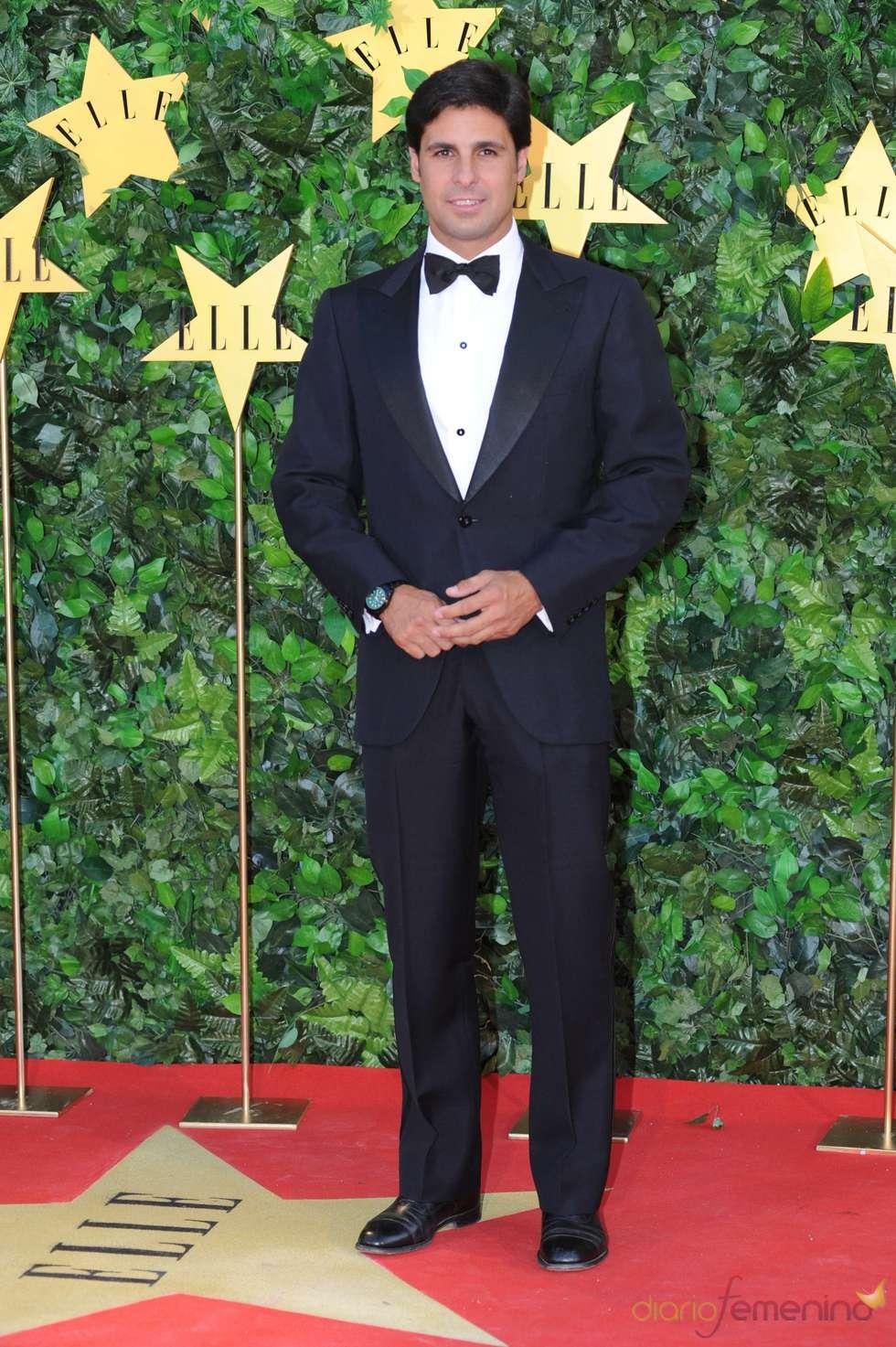 Francisco Rivera en la Fiesta 25 Aniversario de 'Elle'