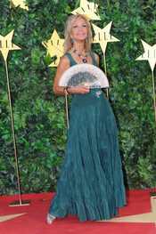 Carmen Lomana en la Fiesta 25 Aniversario de 'Elle'