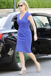 Sofía de Inglaterra llega a Mónaco para la Boda Real