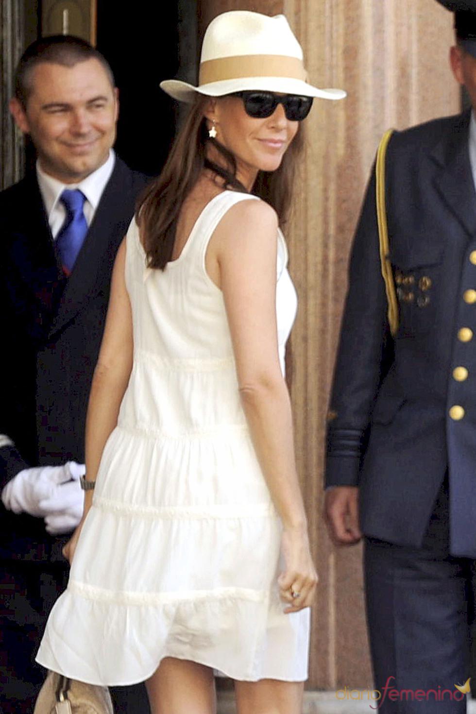 La princesa Marie de Dinamarca llega a Mónaco para la Boda Real