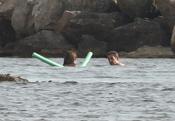 Nicolás Sarkozy y Carla Bruni pasan sus vacaciones en la costa azul