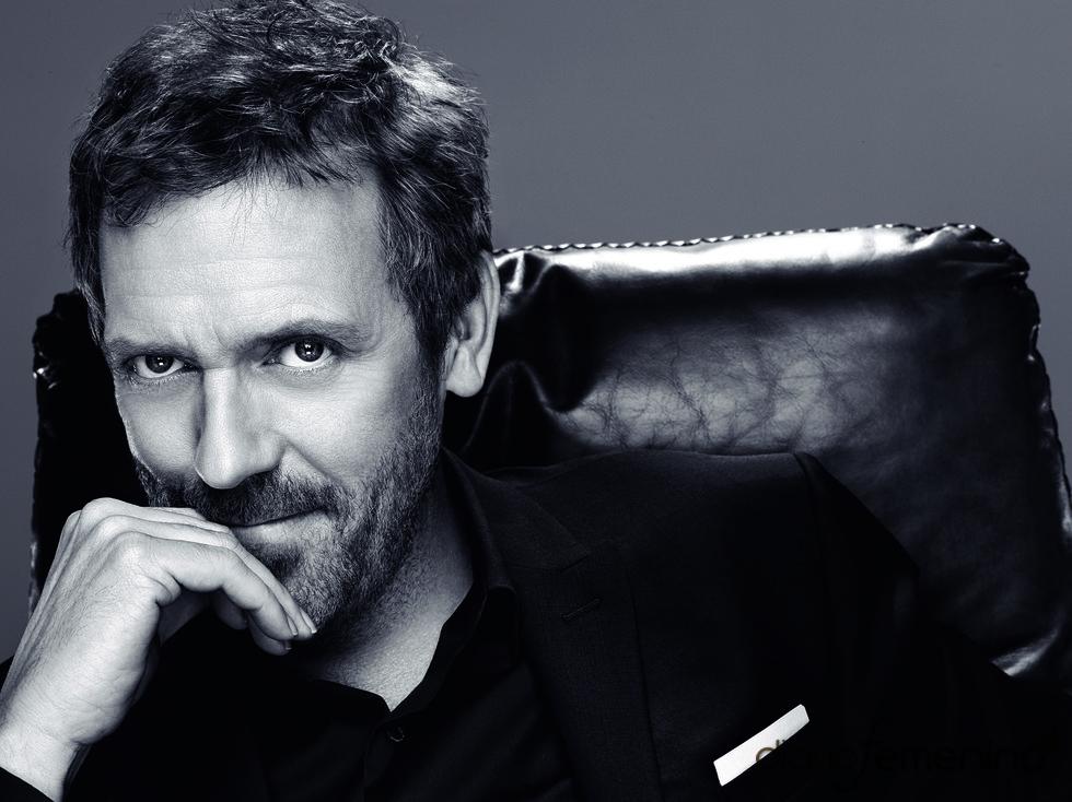 Hugh Laurie, nueva imagen de L'Oreal