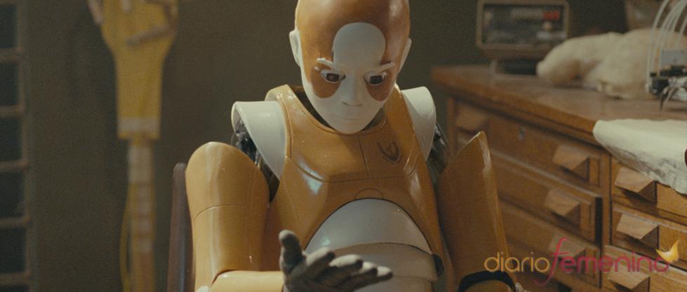 Fotograma del la película que abre el Festival de Cine de Sitges: 'Eva'