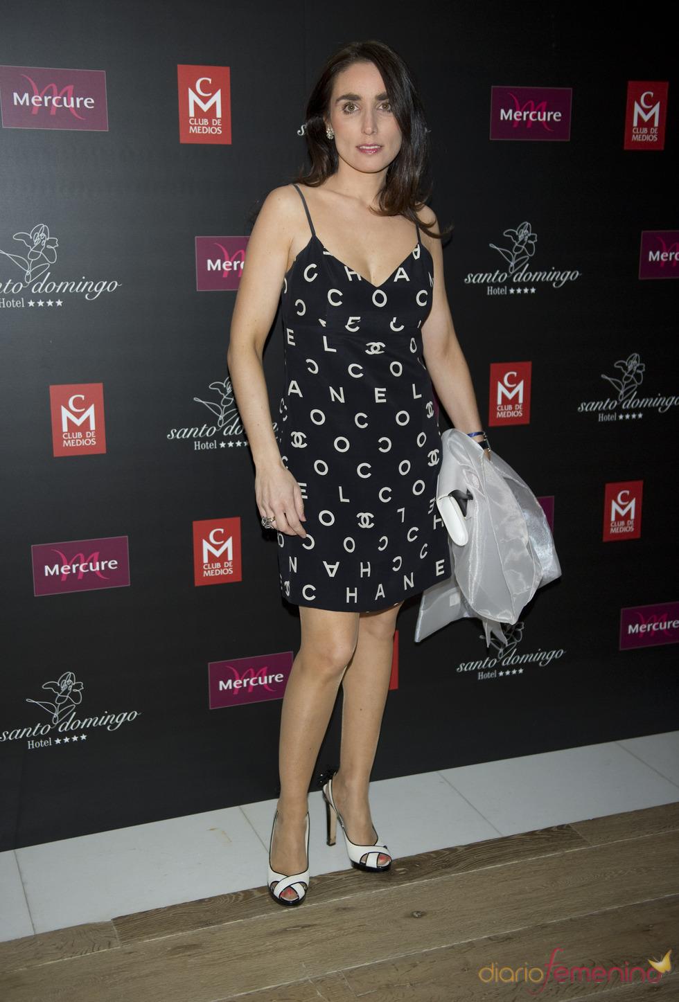 Paloma Segrelles en los premios Estrella de Oro 2011