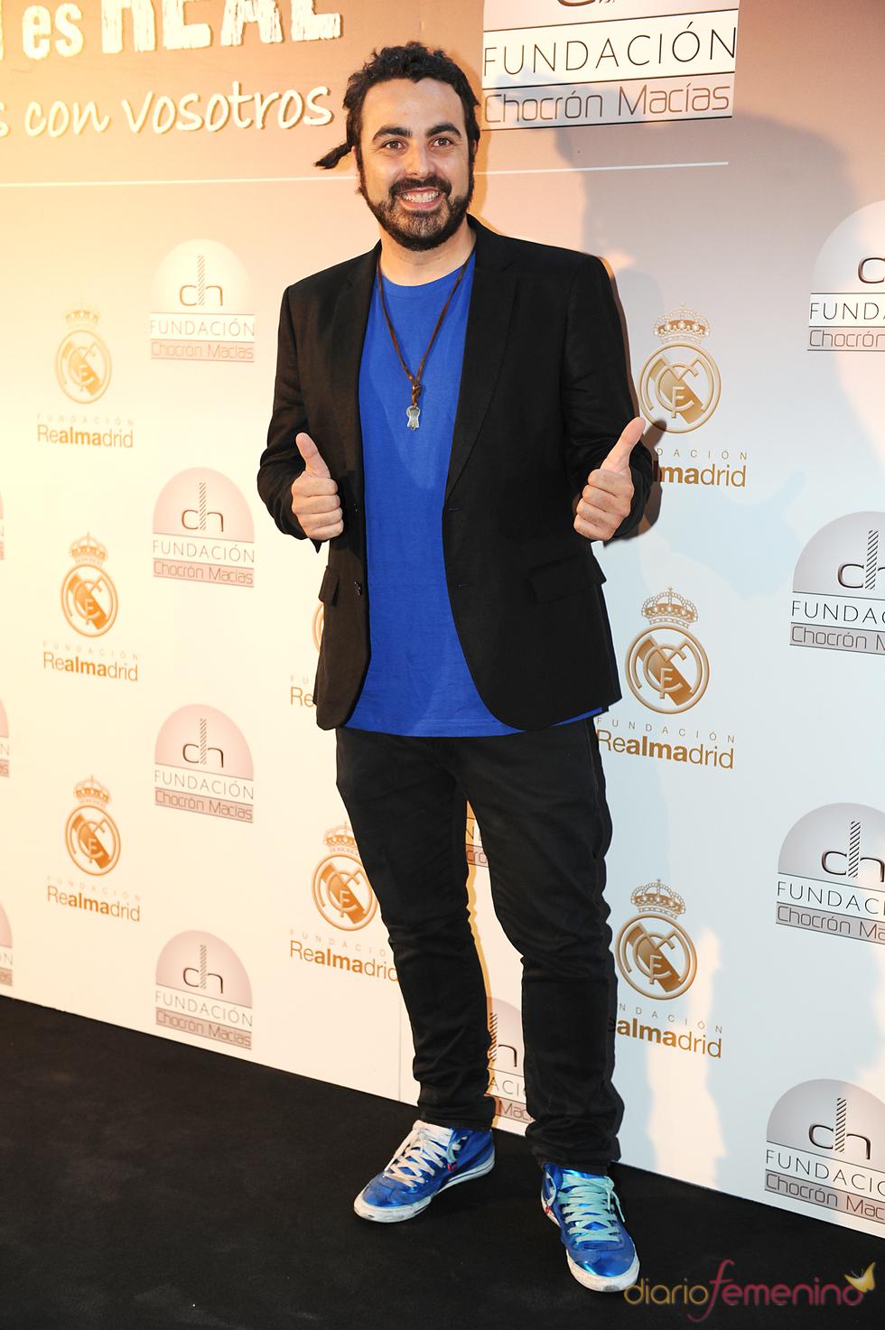 Hueco en una cena benéfica celebrada en el Bernabéu