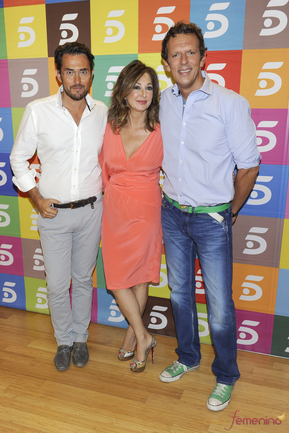 Máxim Huerta, Ana Rosa Quintana y Joaquín Prat renuevan 'El Programa de Ana Rosa'