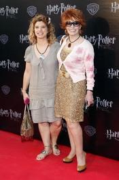 Encarna Polo en el estreno de 'Harry Potter' en Madrid