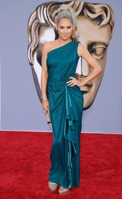 Anna Kournikova acude junto a los Duques de Cambridge a la gala 'BAFTA Brits to Watch'