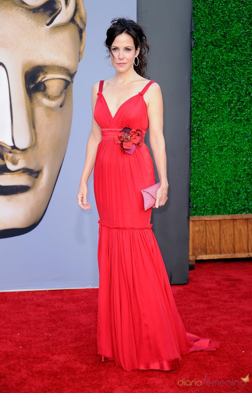 Mary Louise Parker acude junto a los Duques de Cambridge a la gala 'BAFTA Brits to Watch'