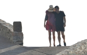 Nicolás Sarkozy y Carla Bruni muy cariñosos en sus vacaciones en la costa azul