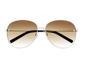 Gafas de sol estilo aviador de la colección de Max Mara para 2011