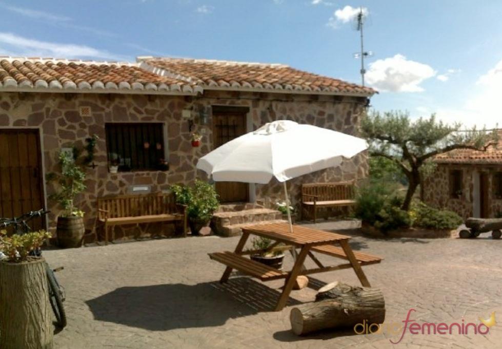 Casa rural Les Eres de Gátova situada en Gátova, Valencia