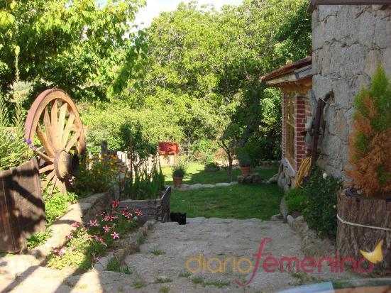 Casa rural Cerro de la Fuente situada en Pradosegar, Ávila