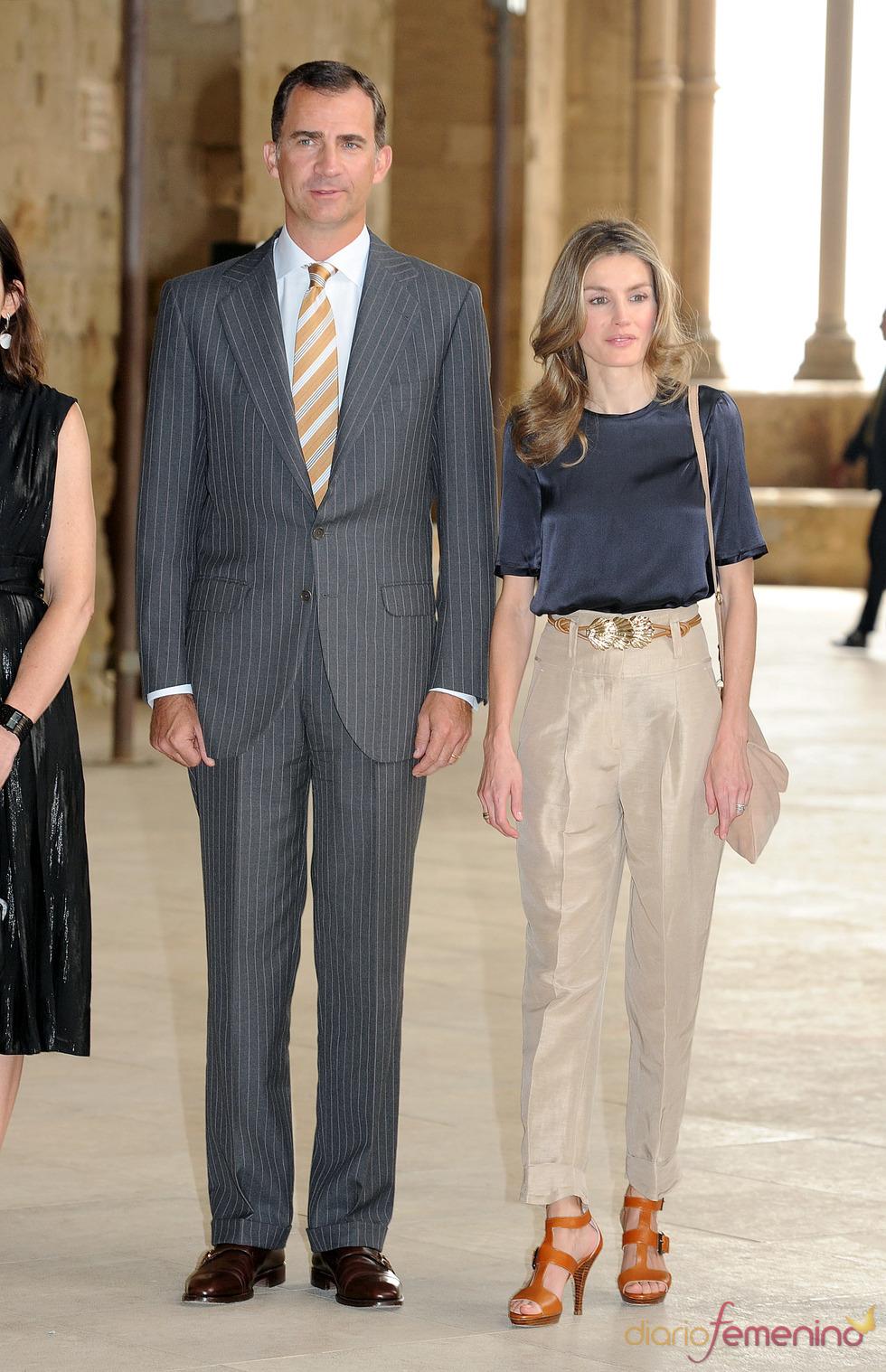 Los príncipes de Asturias entregan los Premios Nacionales de Cultura 2011