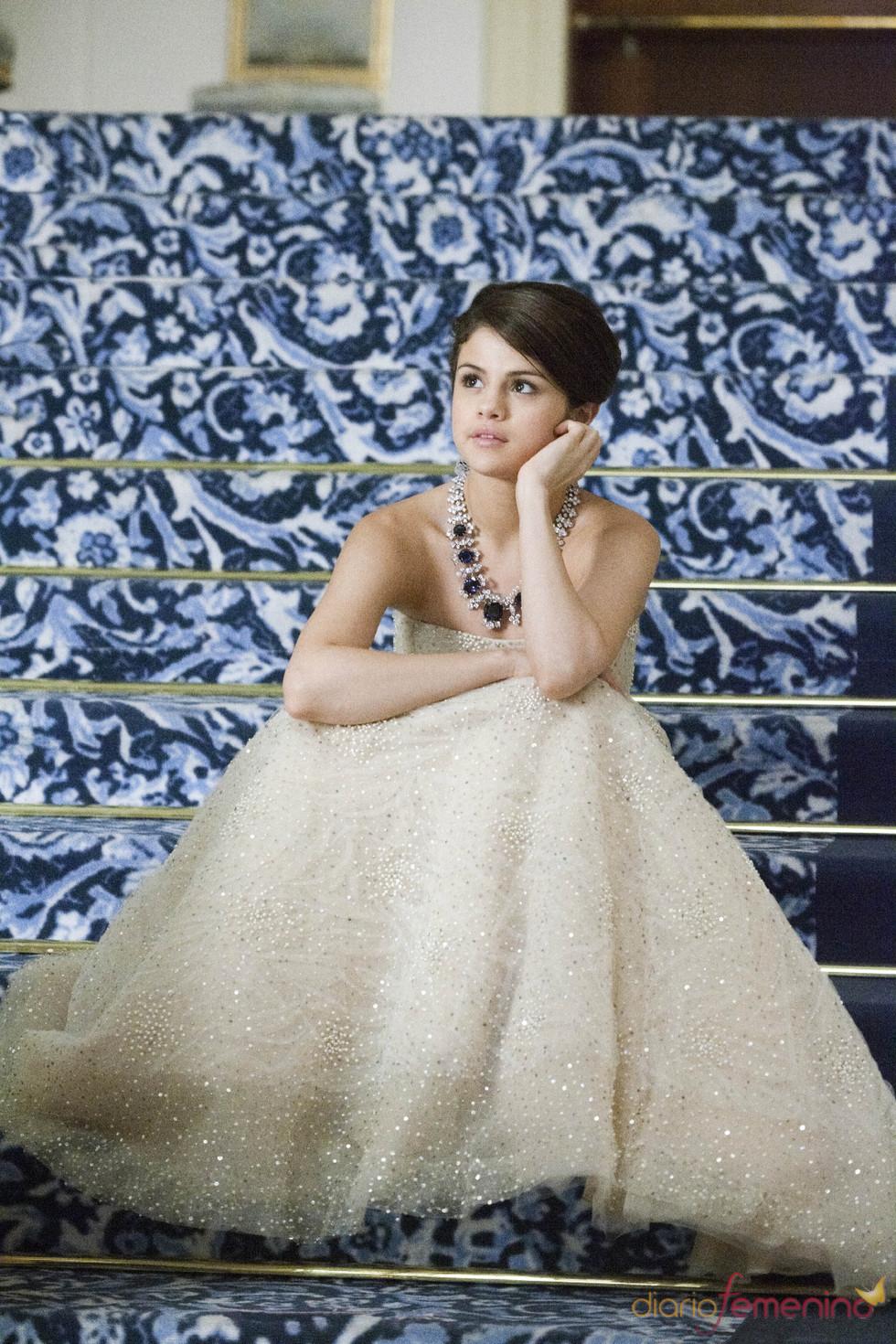 Selena Gómez, toda una princesa en su película 'Monte Carlo'