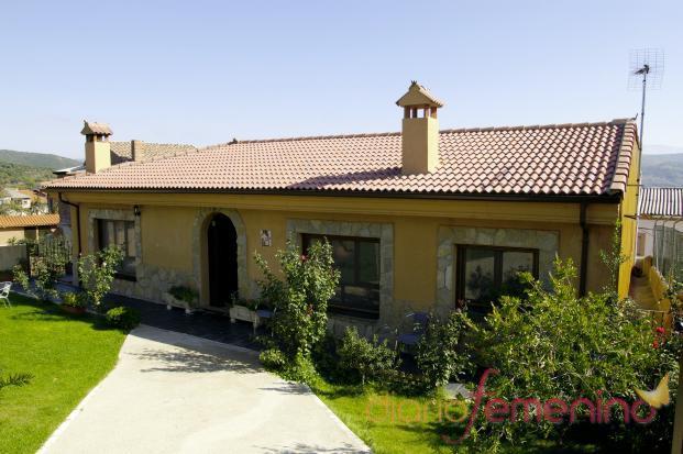 Casa rural Arroal situada en Sotoserrano, Salamanca