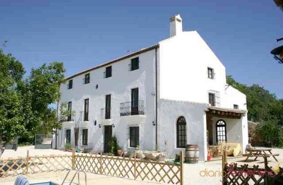 La Casería de las Delicias situada en Ribera Alta, Jaén