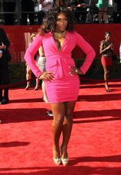Serena Williams en los ESPY Awards de 2011