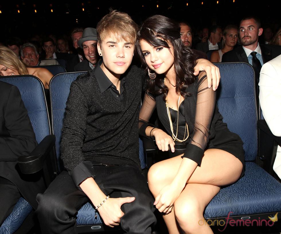 Justin Bieber y Selena Gomez en los ESPY Awards de 2011