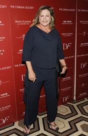 Kathleen Turner en el estreno de 'Snow Flower' en Nueva York