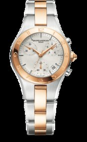 Reloj de Baume & Mercier estilo Paula Echevarría