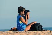 Thais Blume fotografía sus vacaciones en Cádiz