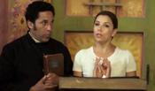 Eva Longoria, muy religiosa en la película 'Without Men'