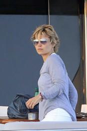 Eugenia Martínez de Irujo pasa unos días de vacaciones en Ibiza