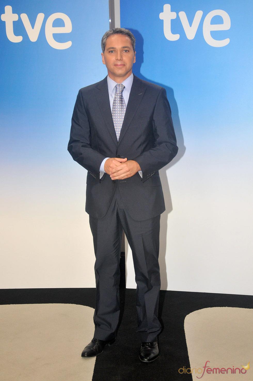 Vicente Vallés ficha por Antena 3 Noticias 1