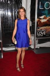 Natalie Morales en la premiere de 'Crazy, Stupid, Love' en Nueva York