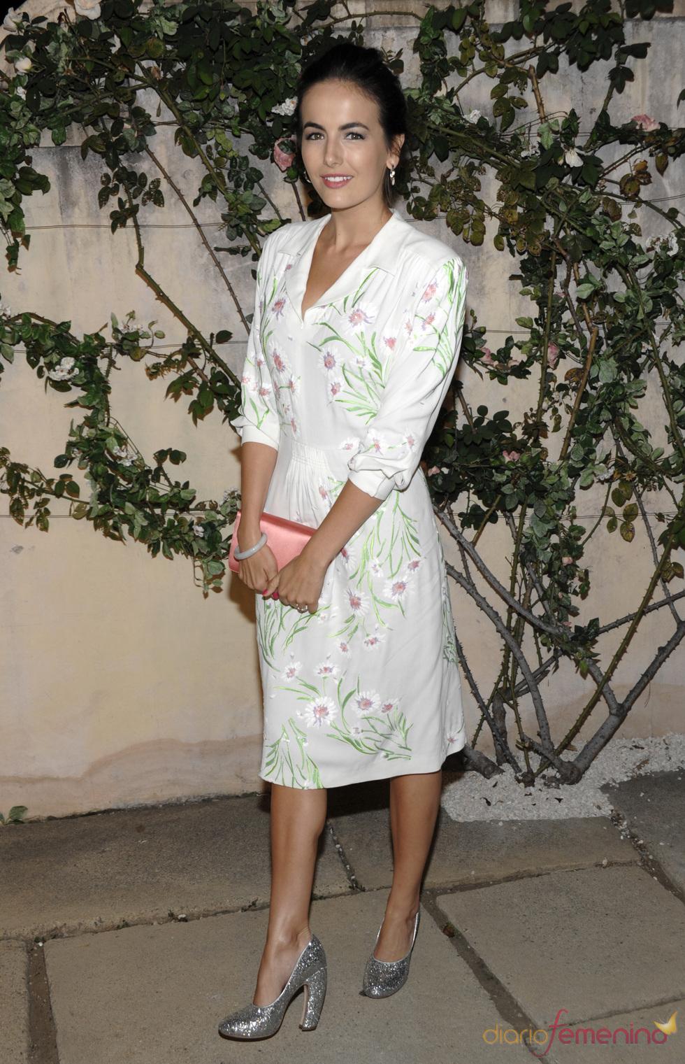 Camilla Belle en la presentación del corto 'Muta'