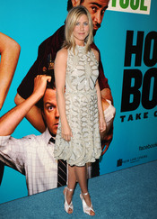 Jennifer Aniston en el estreno de 'Horrible Bosses' en Londres