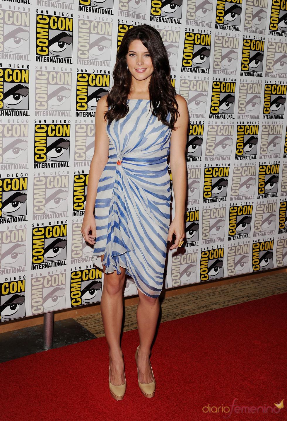 Ashley Greene en el Comic Con 2011