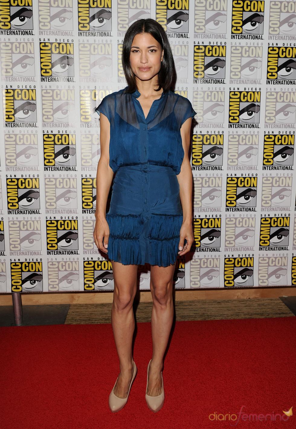 Julia Jones en el Comic Con 2011