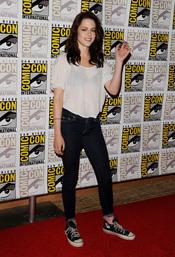 Kristen Stewart en el Comic Con 2011