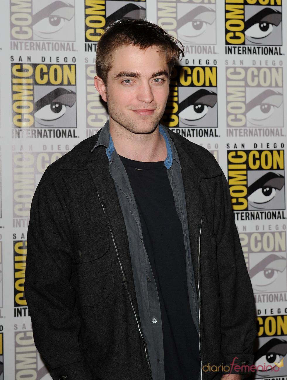 Robert Pattinson en el Comic Con 2011