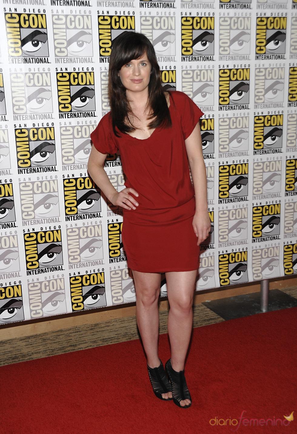 Elizabeth Reaser en el Comic Con 2011