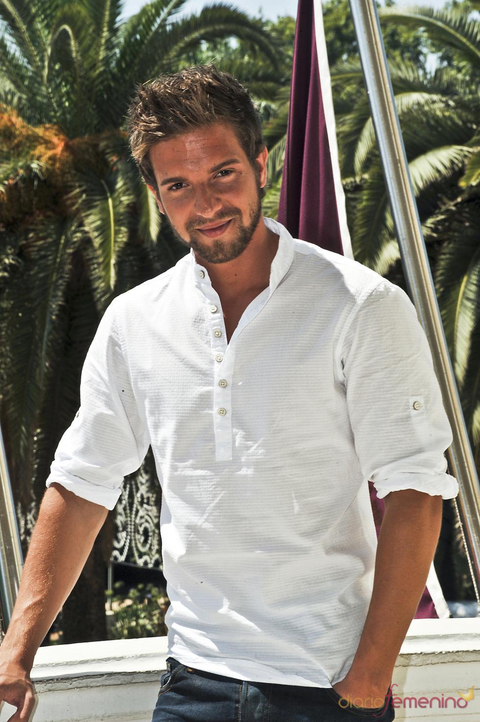 Pablo Alborán, el pregonero de la Feria de Málaga 2011