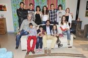 El elenco de 'Los Protegidos' ya rueda la tercera temporada de la serie