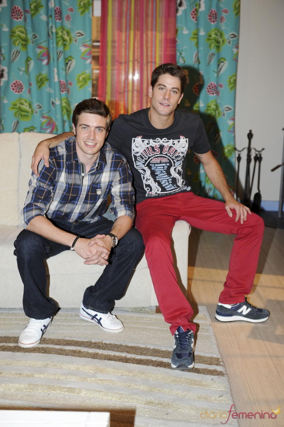 Luis Fernández y Raúl Mérida, tercera temporada de 'Los Protegidos'