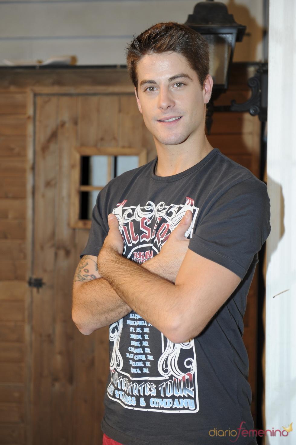 Luis Fernández en la presentación de la tercera temporada de 'Los protegidos'