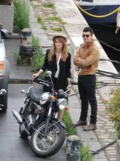 Joe Jonas rueda en la capital francesa el videoclip de 'Just in love'