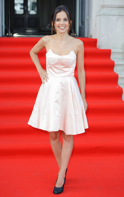 Elena Anaya en el festival 'Film4 Summer' en Londres