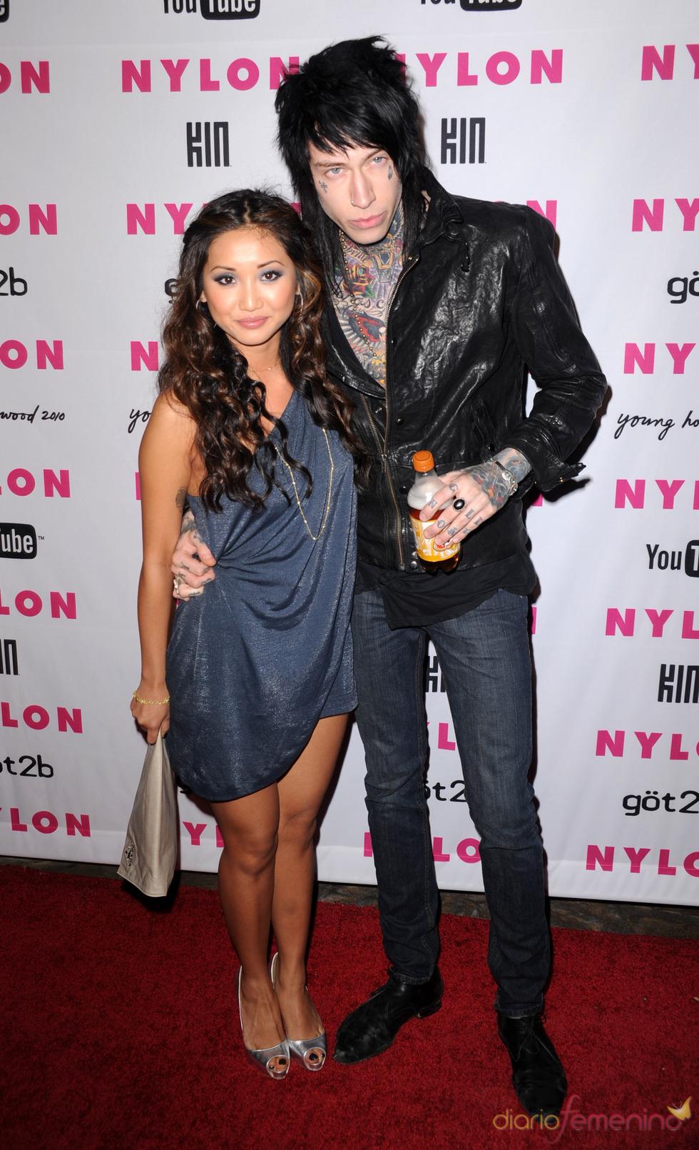 Trace Cyrus y Brenda Song serán padres