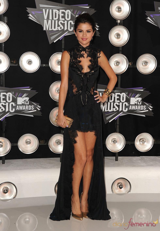 Selena Gomez en la gala de los MTV Video Music Awards