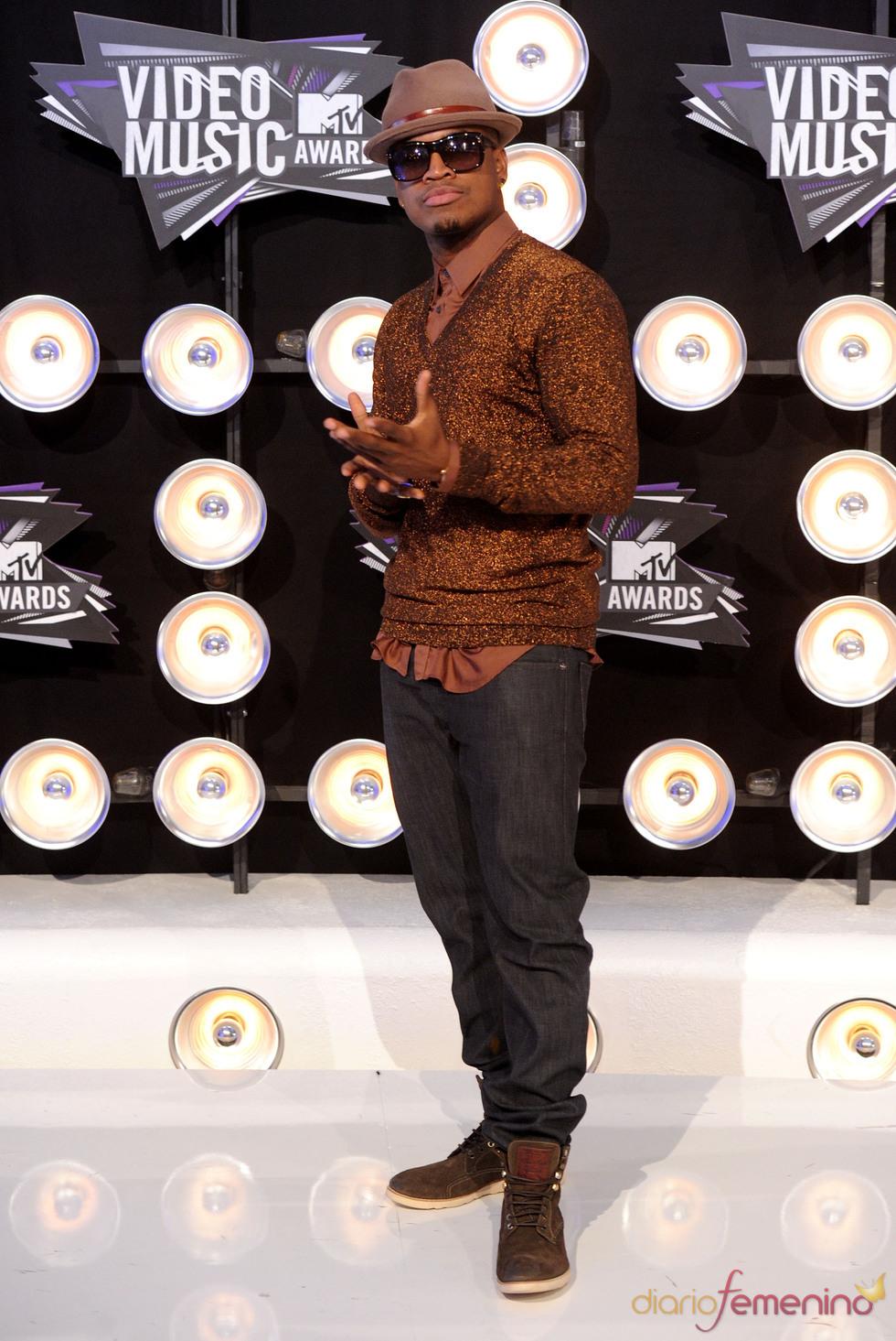 Ne-Yo en la gala de los MTV Video Music Awards