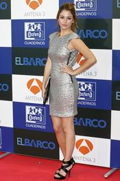 Blanca Suárez en el estreno de la segunda temporada de 'El Barco' en Madrid
