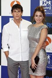 Mario Casas y Blanca Suárez en el estreno de la segunda temporada de 'El Barco' en Madrid