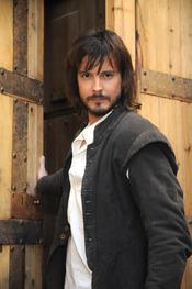 David Janer interpreta a 'Águila Roja'